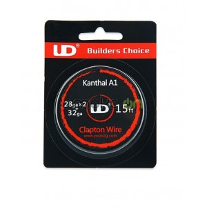 KANTHAL A1 CLAPTON WIRE YOUDE