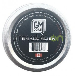 Small Alien 0.11 Ohm (2 Uds)  Gm Coils