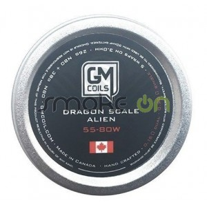 DRAGON SCALE ALIEN 015ohm GM COILS