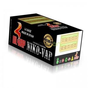 Caja Nikovaps 50/50 20mg (36 Uds) - Oil4vap