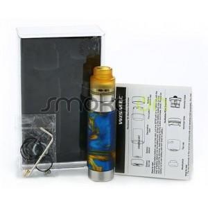 Kit Reuleaux Mod Rx Machina 20700 Mech  + Guillotine Rda - Wismec