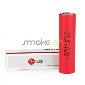 Bateria  Lg He2 Icr 20a 2500mah 18650