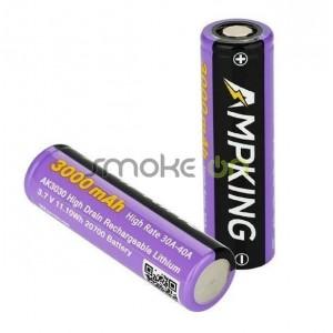 Bateria 20700 Ampking 3000mah 40a