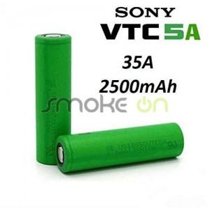 Pack 2 Baterias Sony Vtc5 A Imr 18650 35a 2500mah