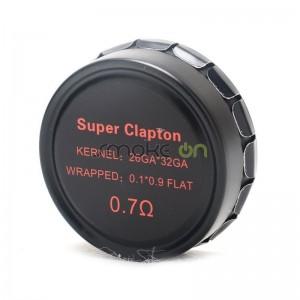 SUPER CLAPTON A1 07 OHM 10 UDS VPDAM