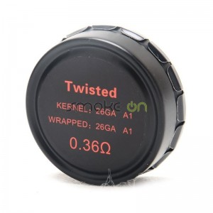 TWISTED A1 036 OHM 10 UDS VPDAM