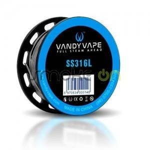 ACERO SS316L WIRE VANDY VAPE