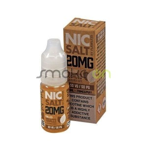 CHILLED TOBACCO NIC SALT 10ML 20MG FLAWLESS