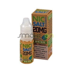 CLASSIC MINT NIC SALT 10ML 20MG FLAWLESS