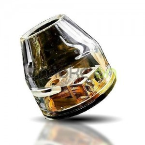 BULLET COMPETITION CAP FOR DROP DEAD TRINITY GLASS
