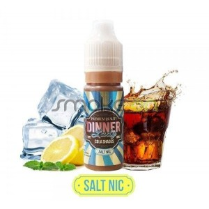 COLA SHADES NIC SALT 10ML 20MG DINNER LADY
