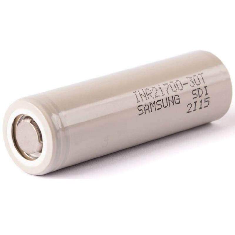 Bateria Samsung 30t Inr 21700 35a 3000mah