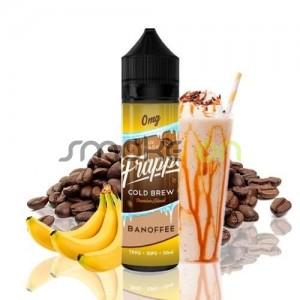 BANOFEE COFFEE 50ML 0MG PANCAKE FACTORY