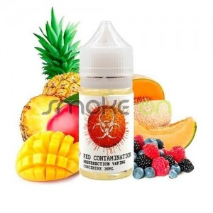 AROMA RED CONTAMINATION 30ML RESURRECTION VAPING