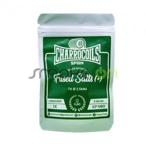 Fused Salts 0.80 Ohm - Charro Coils