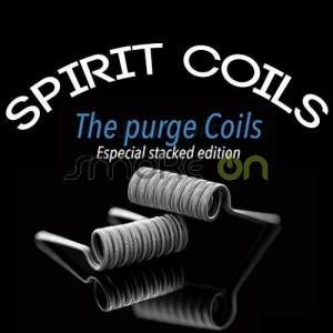 The Purge Coils 0.30 Ohm (2 Uds) - Spirit Coils