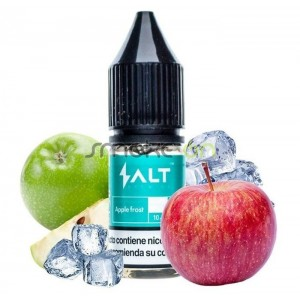 APPLE FROST SALT 10ML 10MG SALT BREW