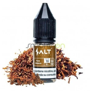 PURE TOBACCO SALT 10ML 10MG SALT BREW
