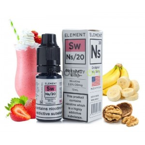 STRAWBERRY WHIP 10ML 20MG ELEMENT SALTS