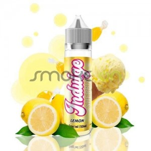 LEMON 50ML 0MG INDULGE SHERBIZ