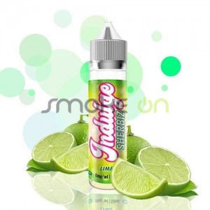 LIME 50ML 0MG INDULGE SHERBIZ