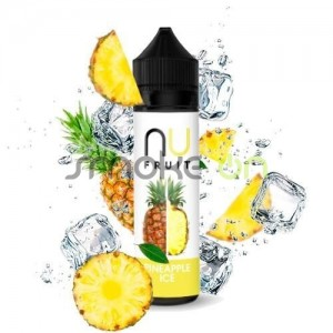 PINEAPPLE ICE 50ML 0MG NU FRUIT