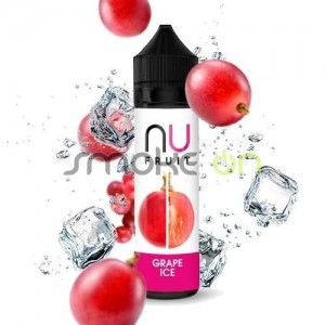 GRAPE ICE 50ML 0MG NU FRUIT