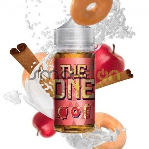 Apple 100ml 0mg - The One