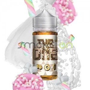 Marshmallow 100ml 0mg - The One