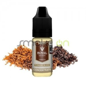 AROMA ROYAL TURKISH BLEND 10ML 0MG HALO