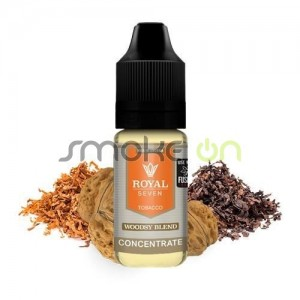 AROMA ROYAL SEVEN WOODSY BLEND 10ML 0MG HALO