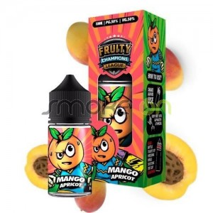 MAMGO APRICOT 30ML FRUITY CHAMPIONS LEAGUE