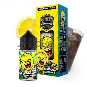 LEMON SODA ICE 30ML FRUITY CHAMPIONS LEAGUE