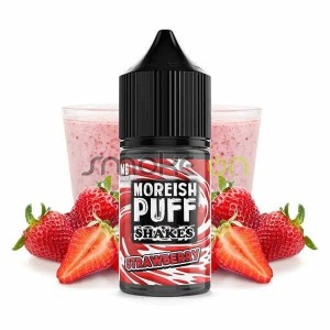 Shakes Strawberry 25ml 0mg - Moreish Puff