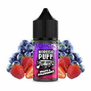 Candy Drops Grape And Strawberry 25ml 0mg - Moreish Puff