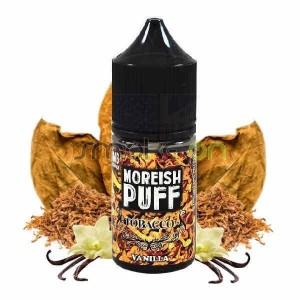 Tobacco Vainilla 25ml 0mg - Moreish Puff