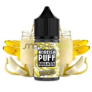 Shakes Banana 25ml 0mg - Moreish Puff