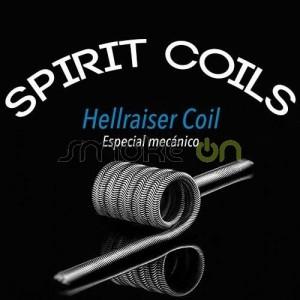 Hellraiser Coil 0.28 Ohm - Spirit Coils