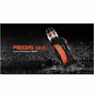 Kit Aegis Solo 100w - Geekvape