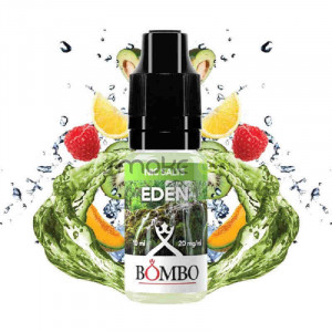 Eden Sales De Nicotina 10ml 10mg - Bombo