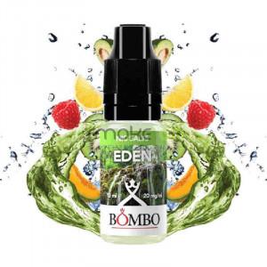 Eden Sales De Nicotina 10ml 20mg - Bombo