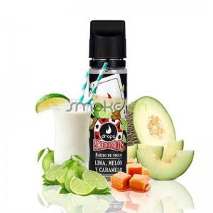 Poker Fruits Batido De Lima Melon Y Caramelo 50ml 0mg - Drops