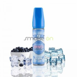 Ice Blue Menthol 50ml 0mg - Dinner Lady