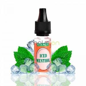 Iced Menthol 10ml 0mg - Oil4vap