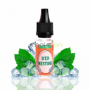 Iced Menthol 10ml 3mg - Oil4vap