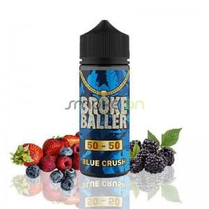 Blue Crush 80ml 0mg - Broke Baller