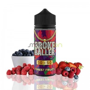 Forest Fruits 80ml 0mg - Broke Baller