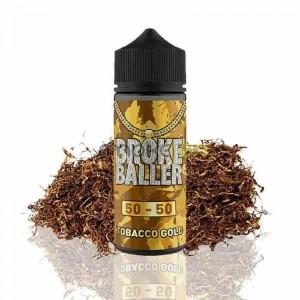 Tobacco Gold 80ml 0mg - Broke Baller