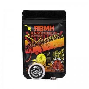 Chernobyl Rbmk 0.45 Ohm (2 Uds) - Charro Coils
