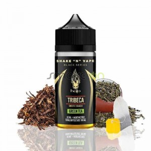 Tribeca Green Tea Black Series 50ml 0mg - Halo